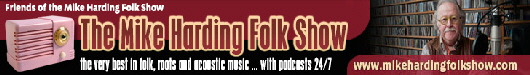 Mike Harding Show Banner